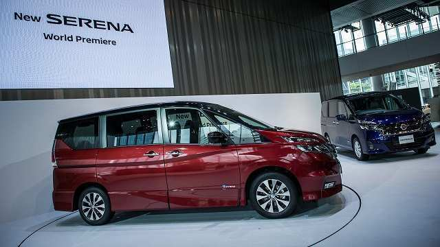 60 All New Nissan Serena 2020 Images