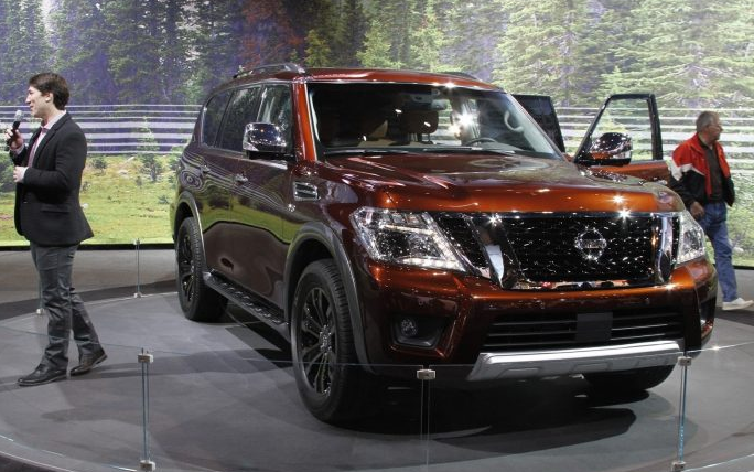 60 All New Nissan Y62 2020 Pictures