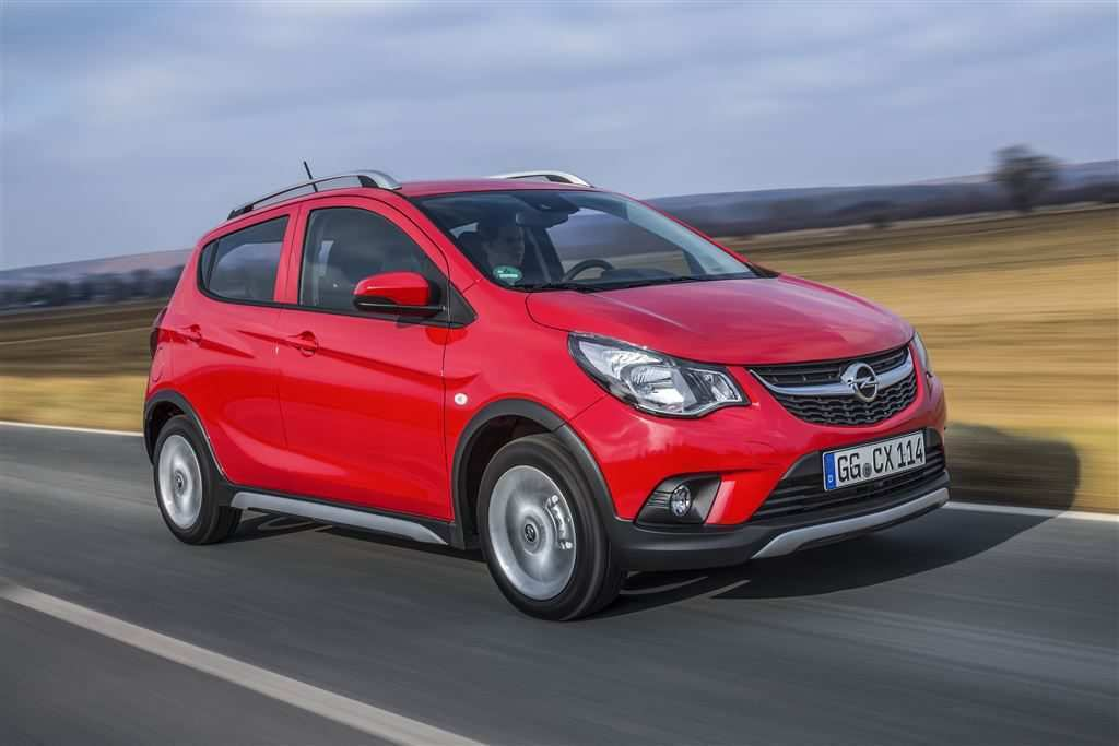 60 All New Opel Karl Rocks 2020 Price Design And Review