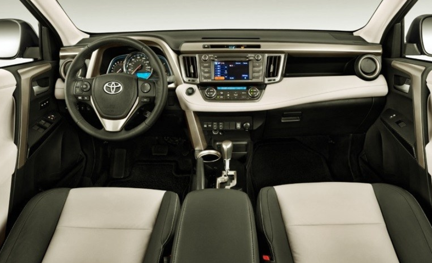 60 All New Toyota Rav4 2020 Interior Redesign And Concept