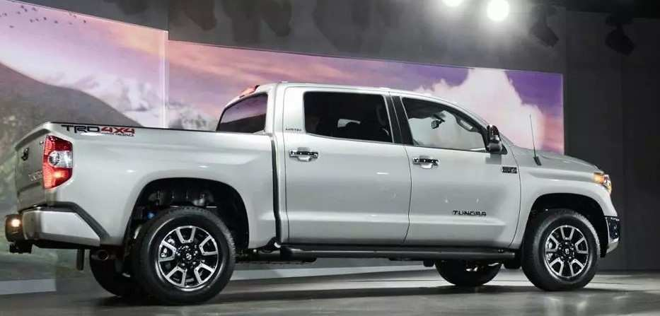 60 All New Toyota Tundra 2020 Release Date History