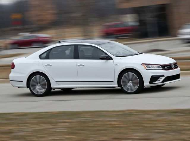 60 All New Vw Passat Gt 2019 Performance and New Engine
