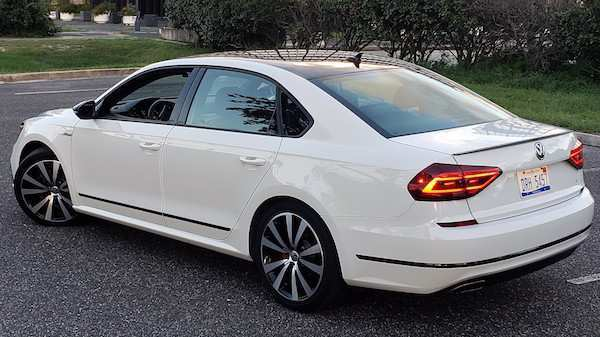 60 All New Vw Passat Gt 2019 Release Date