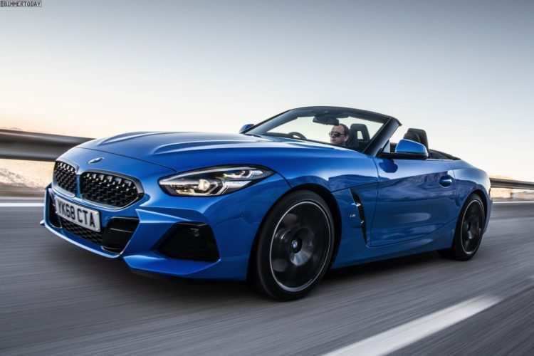 60 Best 2019 BMW Z4 Exterior And Interior