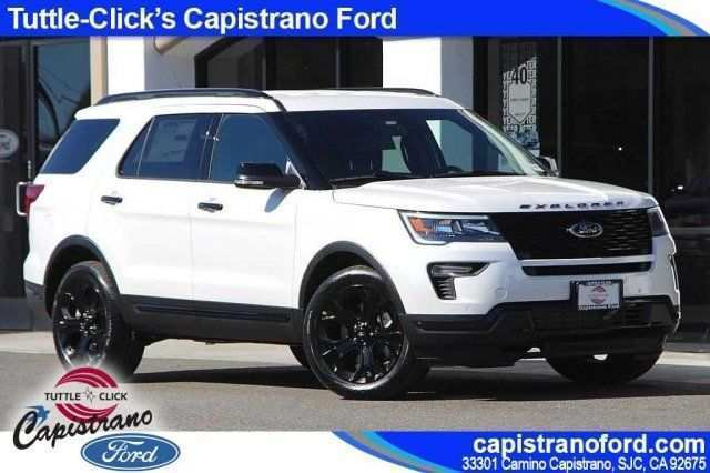 60 Best 2019 Ford Explorer Sports Research New
