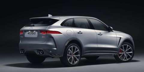 60 Best 2019 Jaguar Suv Concept And Review