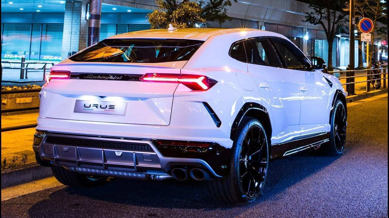 60 Best 2019 Lamborghini Urus Redesign And Review
