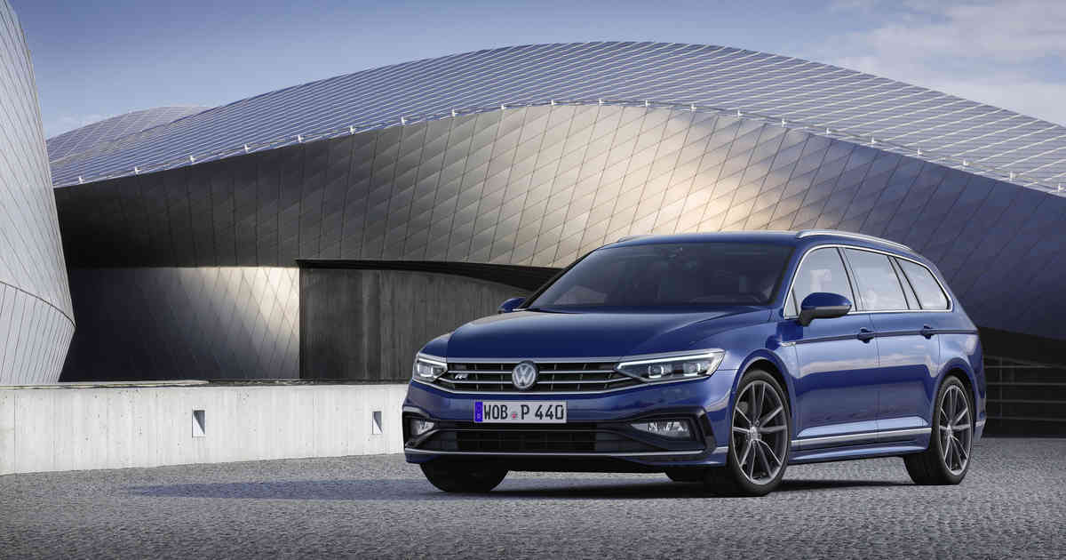 60 Best 2019 Volkswagen Passat Price Design And Review