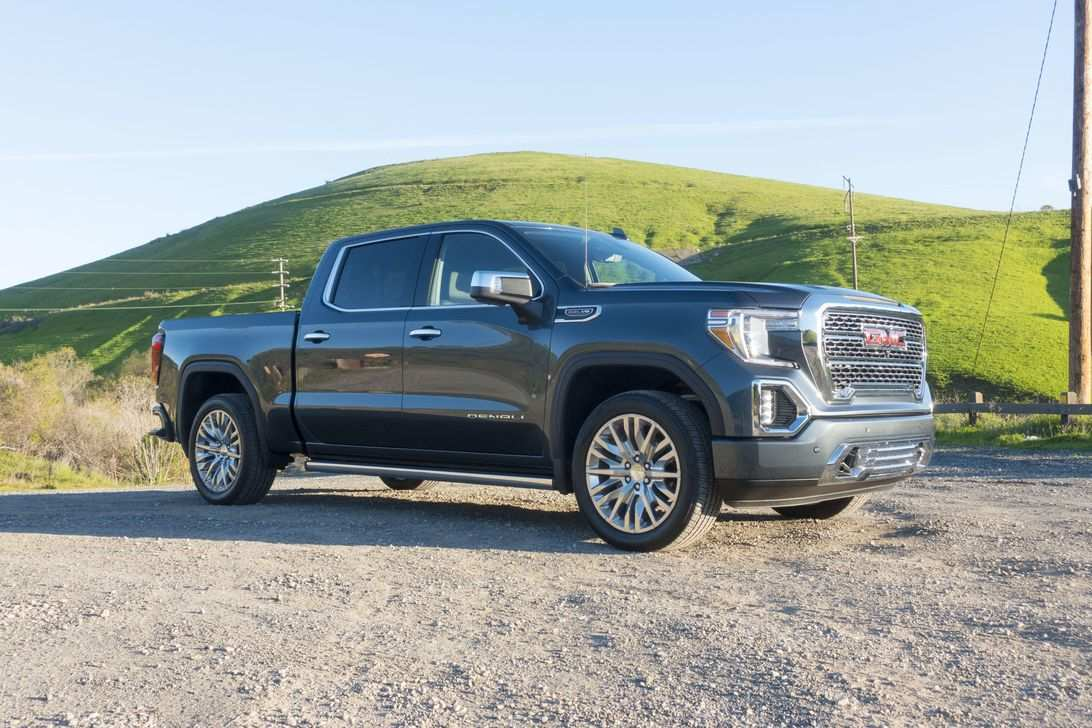 60 Best 2020 GMC Sierra Performance And New Engine