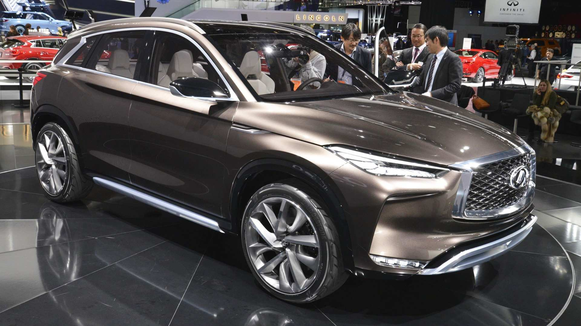 60 Best 2020 Infiniti Qx60 Spy Photos Release
