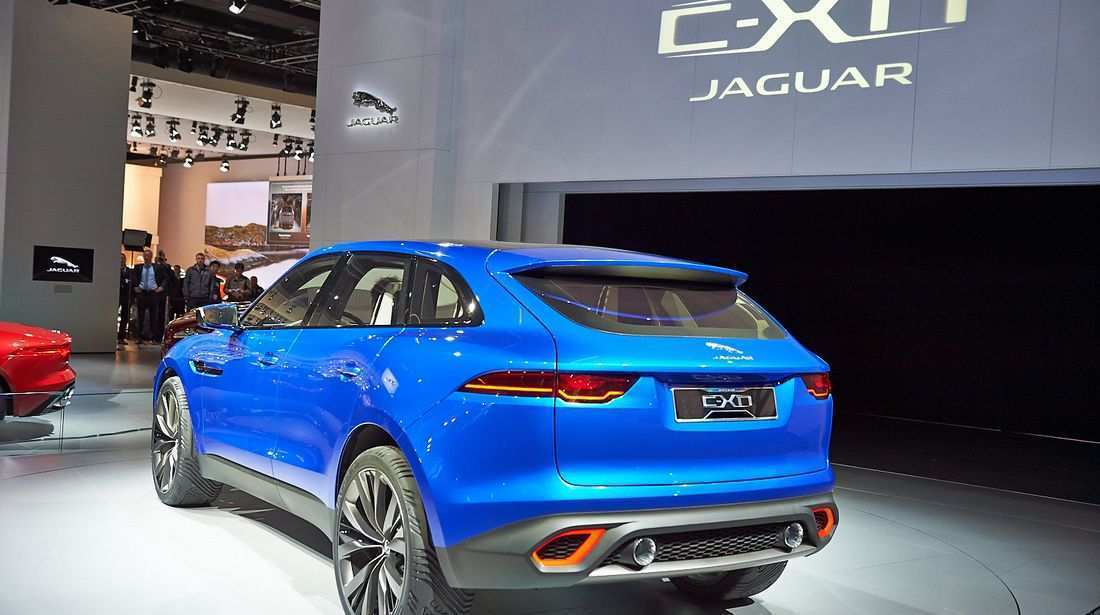60 Best 2020 Jaguar C X17 Crossover Specs