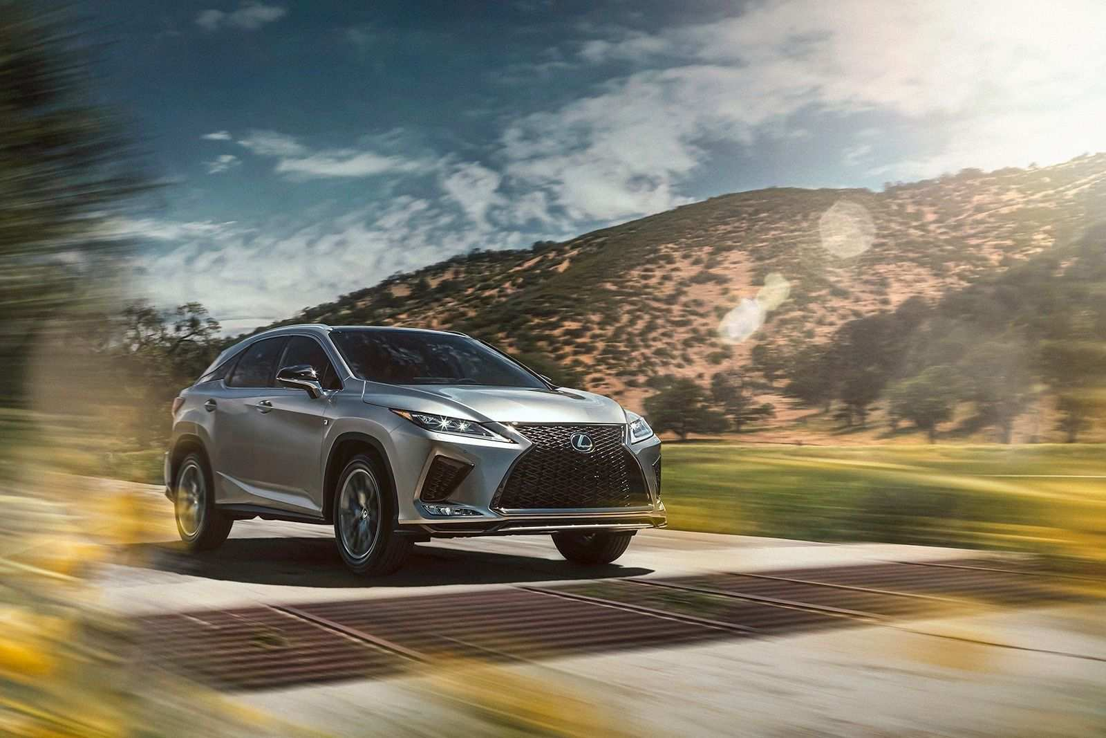 60 Best 2020 Lexus Rx 350 F Sport Suv Performance