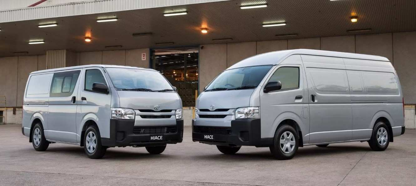 60 Best 2020 Toyota Hiace Redesign