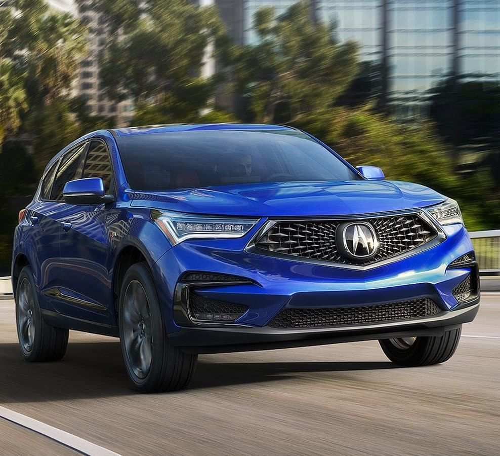 60 Best Acura Rdx 2020 Concept And Review