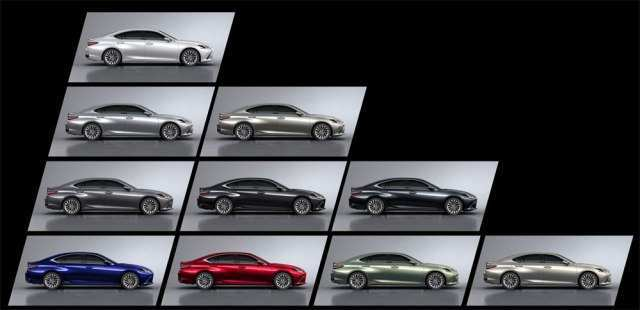 60 Best Lexus 2019 Colors Redesign