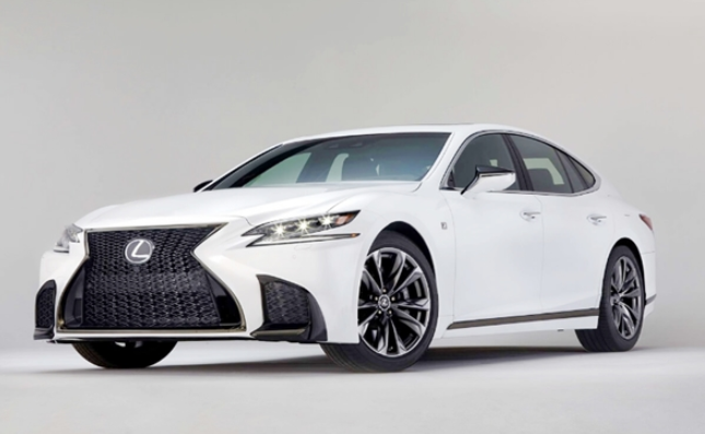 60 Best Lexus Sedan 2020 Redesign