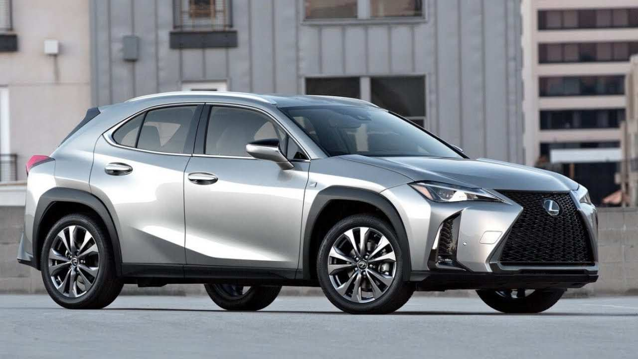 60 Best Lexus Ux Hybrid 2020 Photos