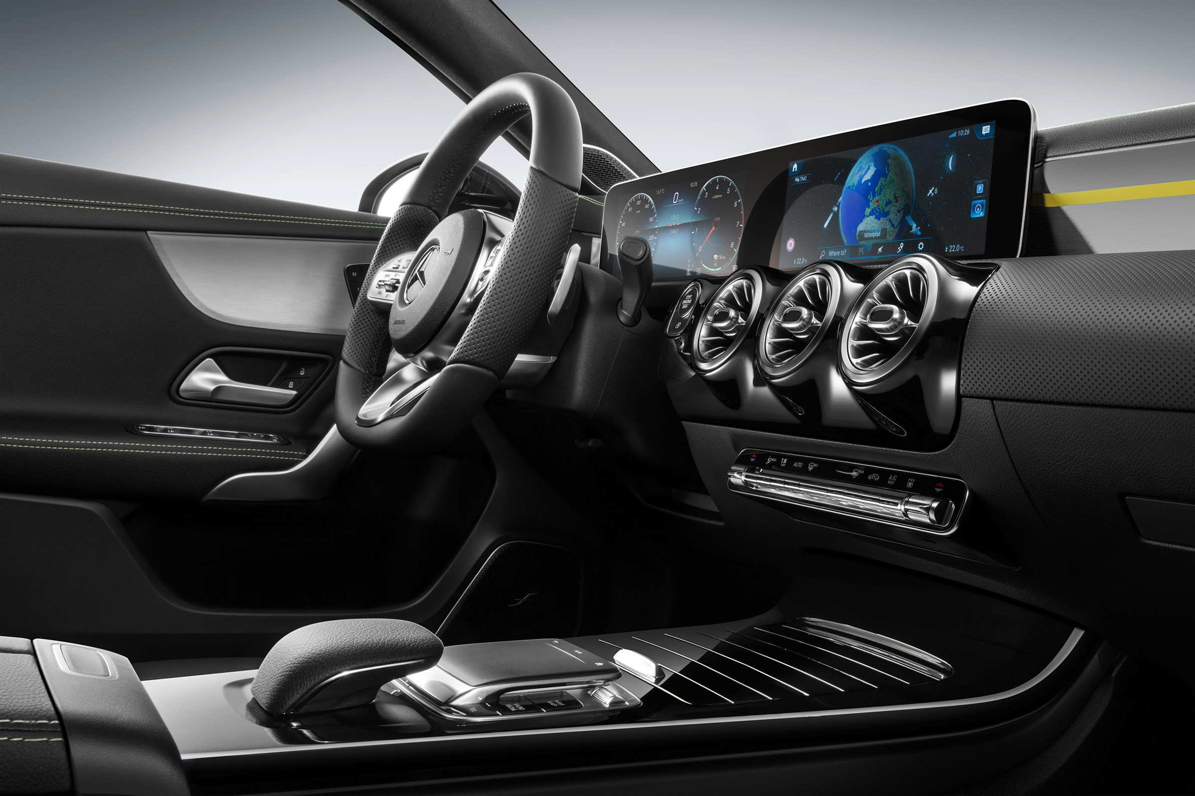 60 Best Mercedes A Class 2019 Interior Price And Release Date