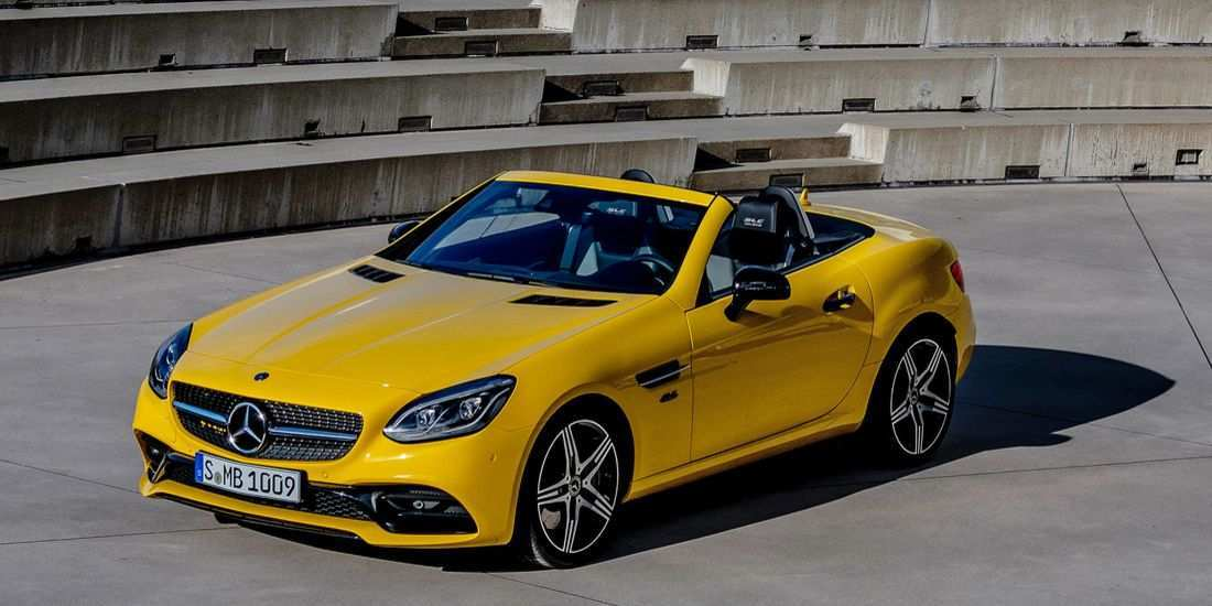 60 Best Mercedes Slc 2019 Prices