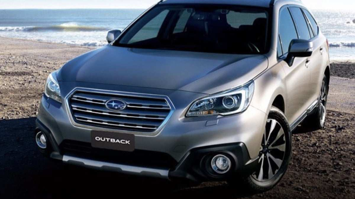 60 Best Subaru Outback 2020 Release Images