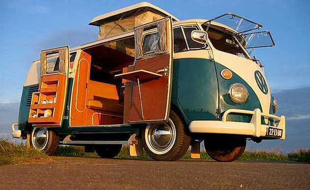 60 Best Volkswagen Hippie Van 2020 Interior