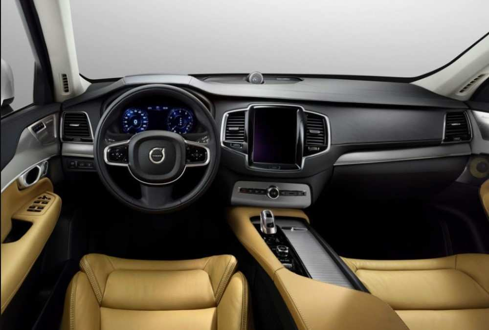 60 Best Volvo V40 2019 Interior Model