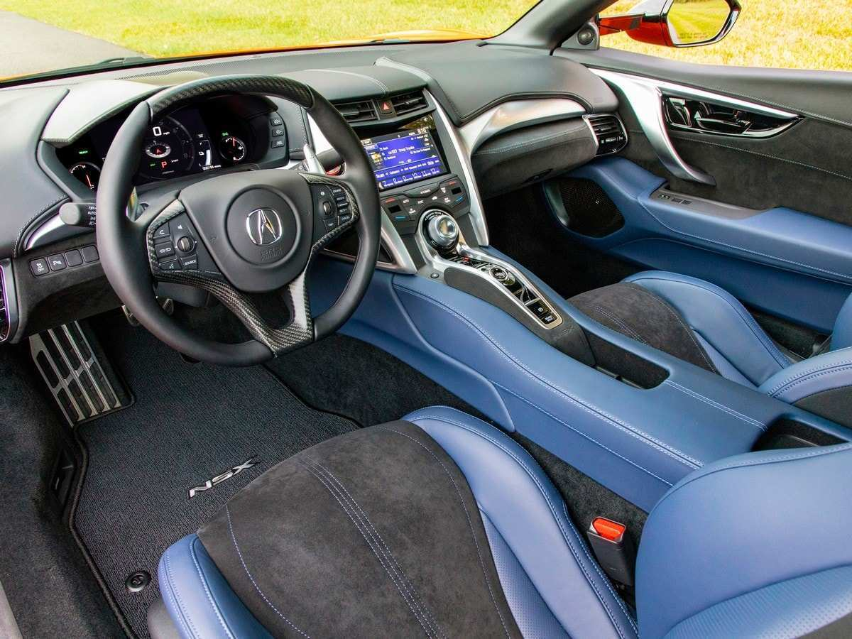 60 New 2019 Acura NSX Specs And Review