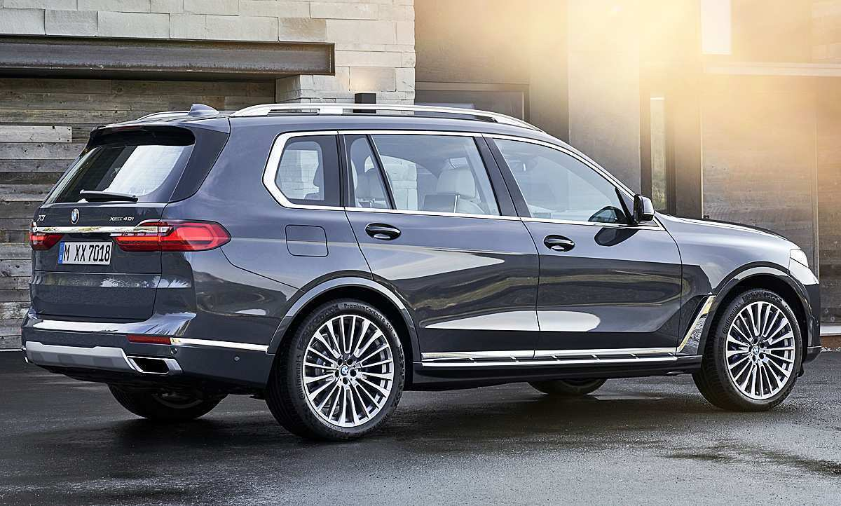 60 New 2019 BMW X7 Performance