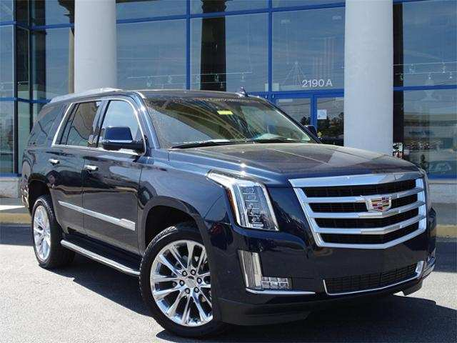 60 New 2019 Cadillac Escalade Luxury Suv Photos