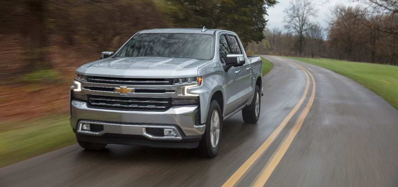 60 New 2019 Chevy Silverado Concept