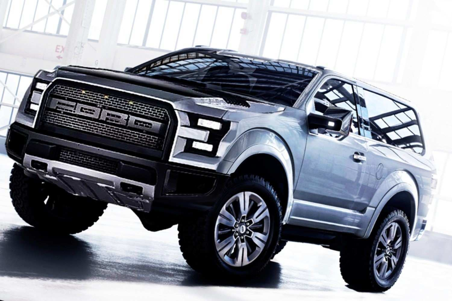 60 New 2019 Ford Svt Bronco Raptor Price And Review