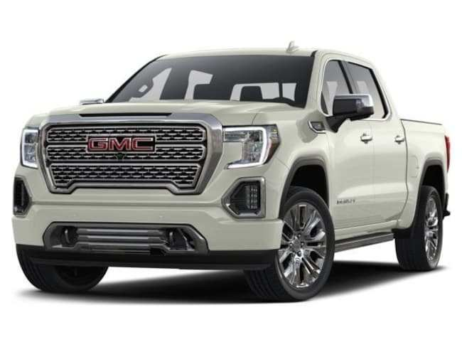 60 New 2019 GMC Sierra 1500 Interior