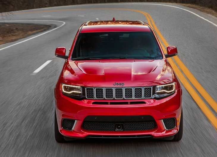 60 New 2019 Grand Cherokee Srt Hellcat Release Date