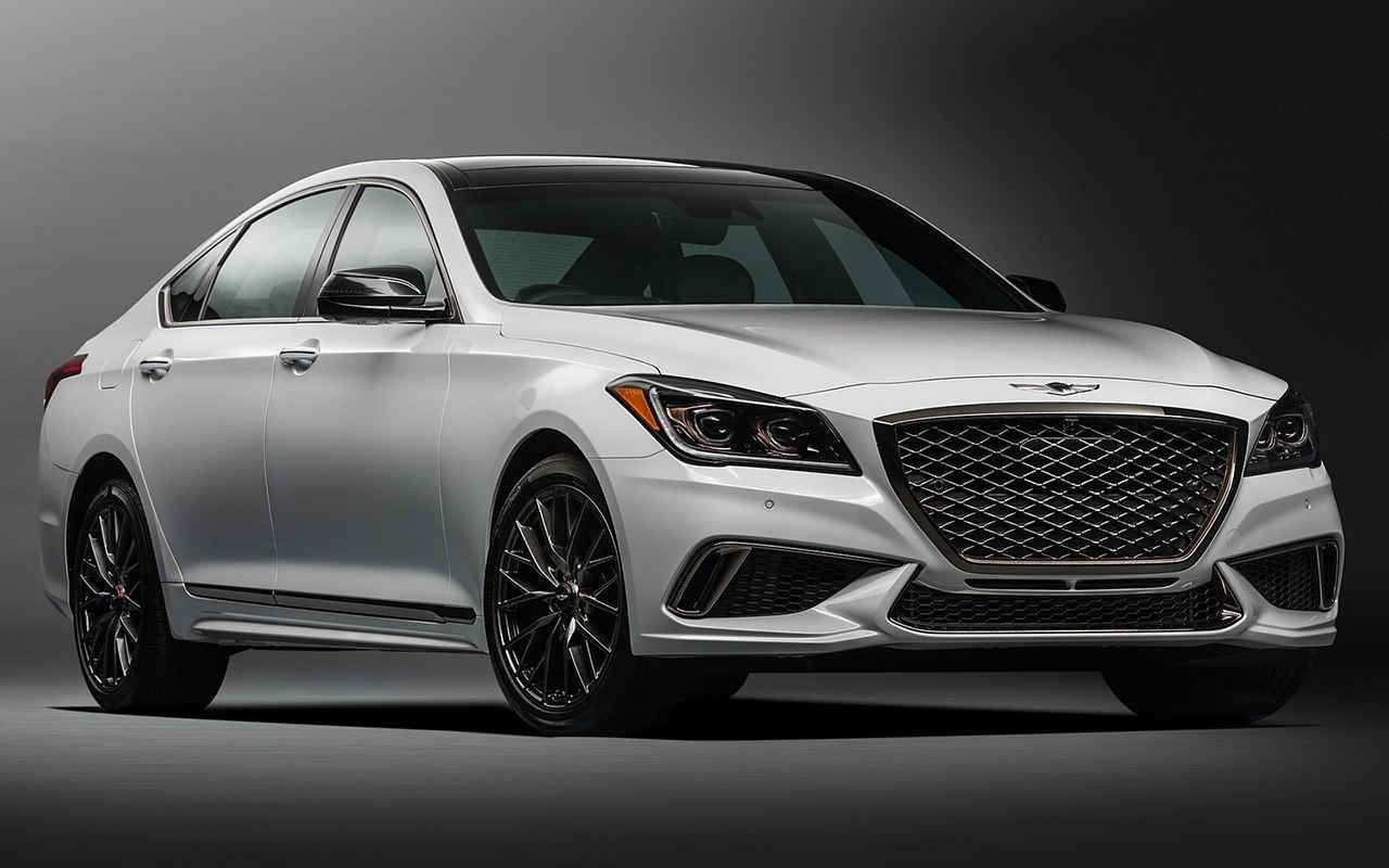 60 New 2019 Hyundai Equus Ultimate Redesign And Concept
