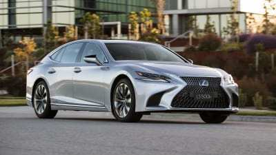 60 New 2019 Lexus LS Price And Release Date