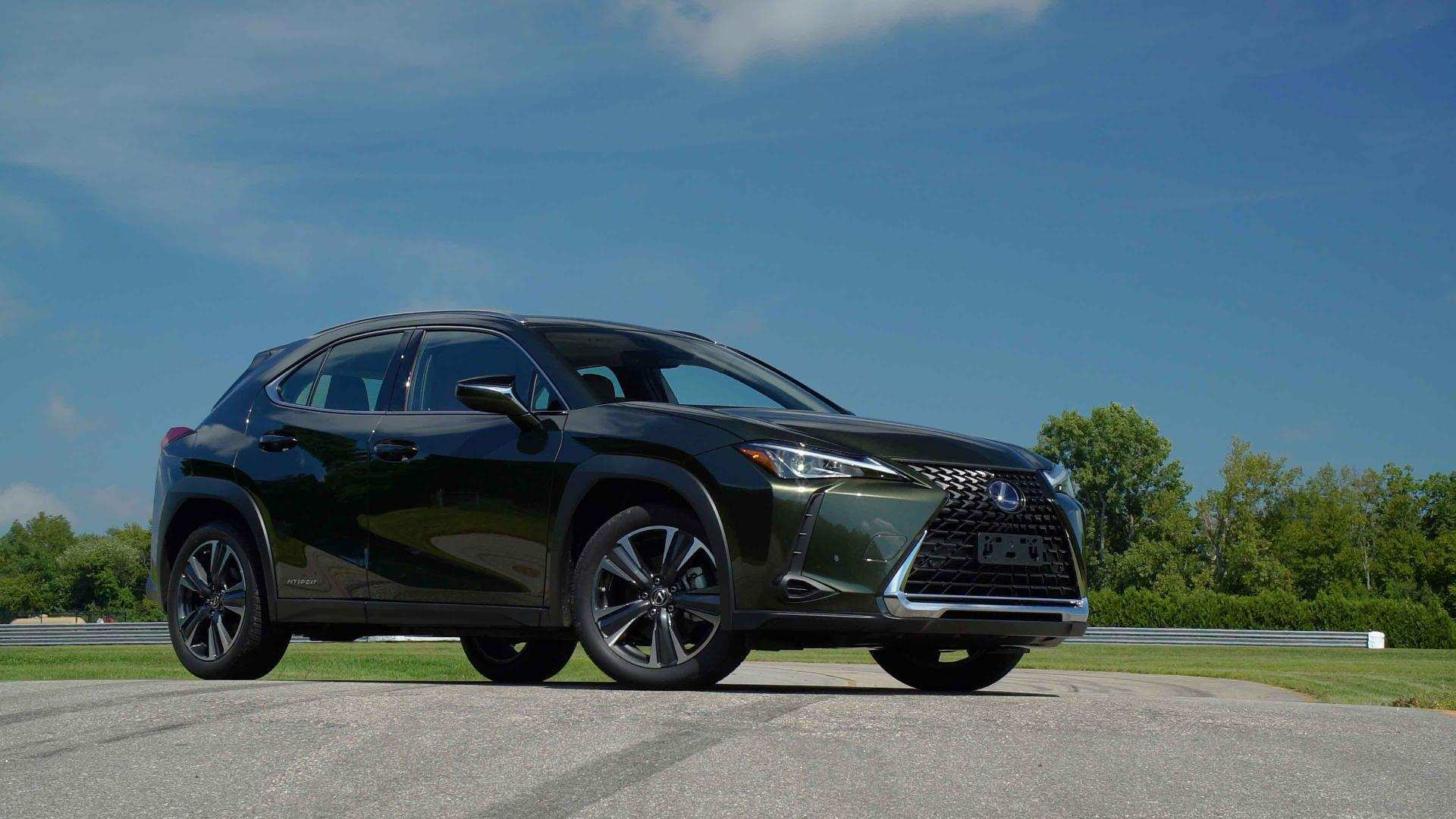60 New 2019 Lexus Ux Release Date Spesification