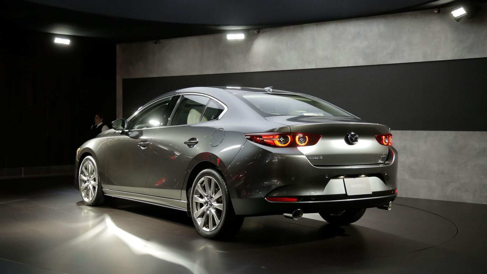 60 New 2019 Mazda 3 Sedan Concept And Review