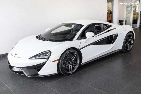60 New 2019 McLaren 570S Coupe Ratings