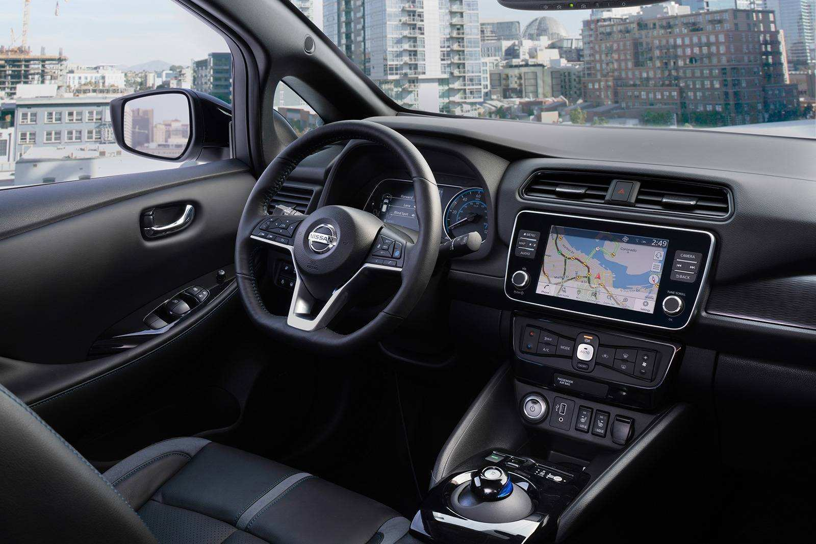 60 New 2019 Nissan Leaf Review New Review