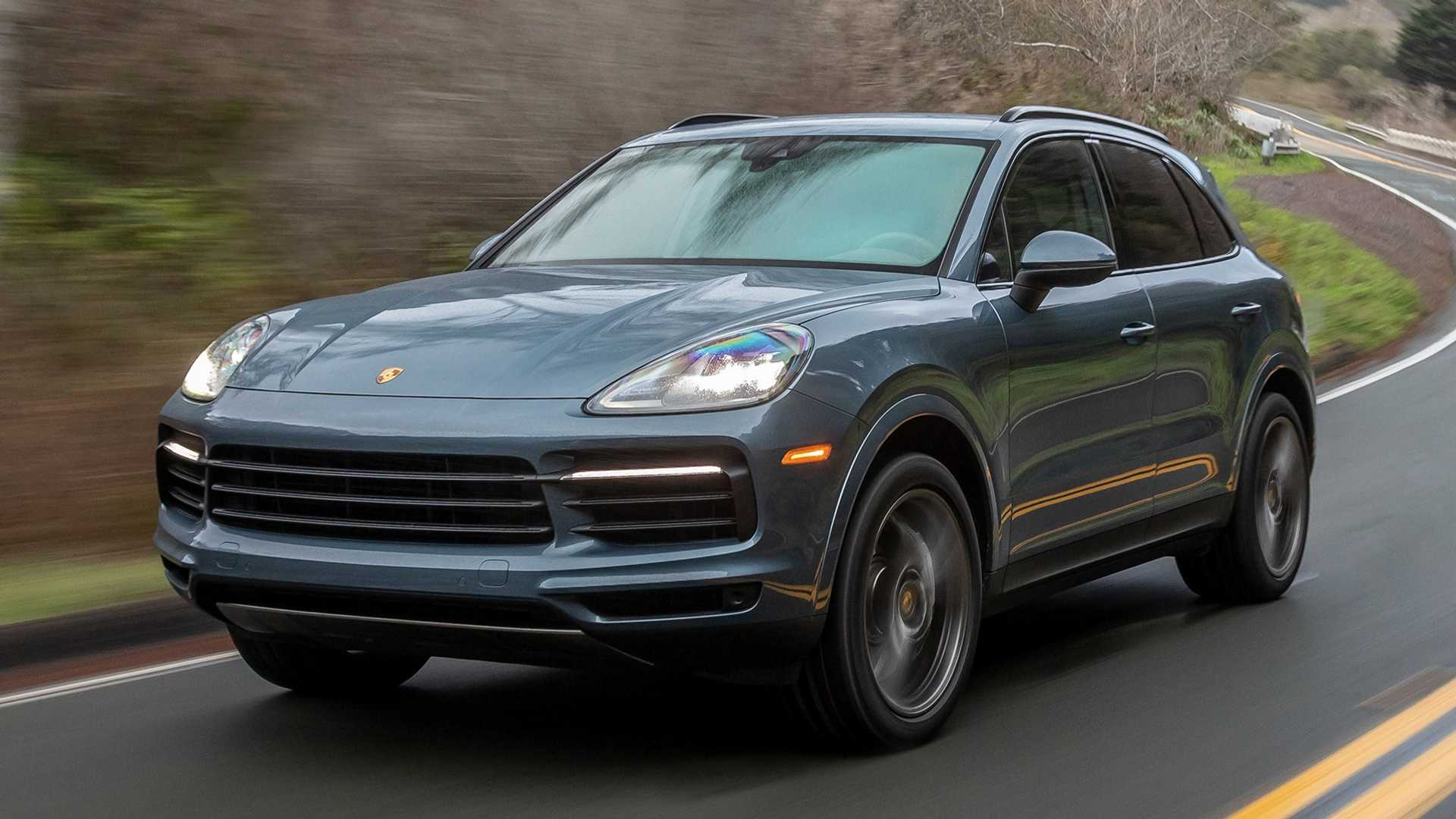 60 New 2019 Porsche Cayenne Turbo S Performance