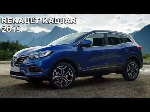 60 New 2019 Renault Kadjar Redesign And Review