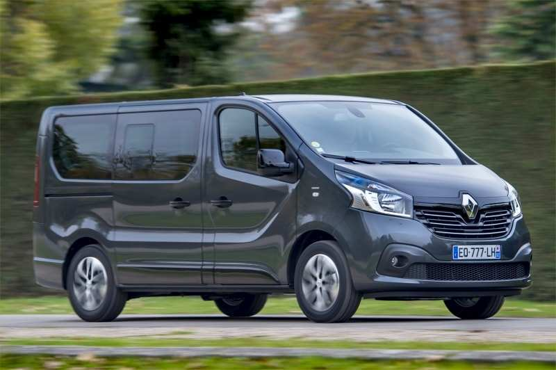 60 New 2019 Renault Trafic First Drive