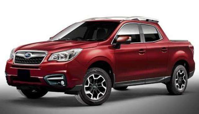 60 New 2019 Subaru Viziv Pickup Price And Review