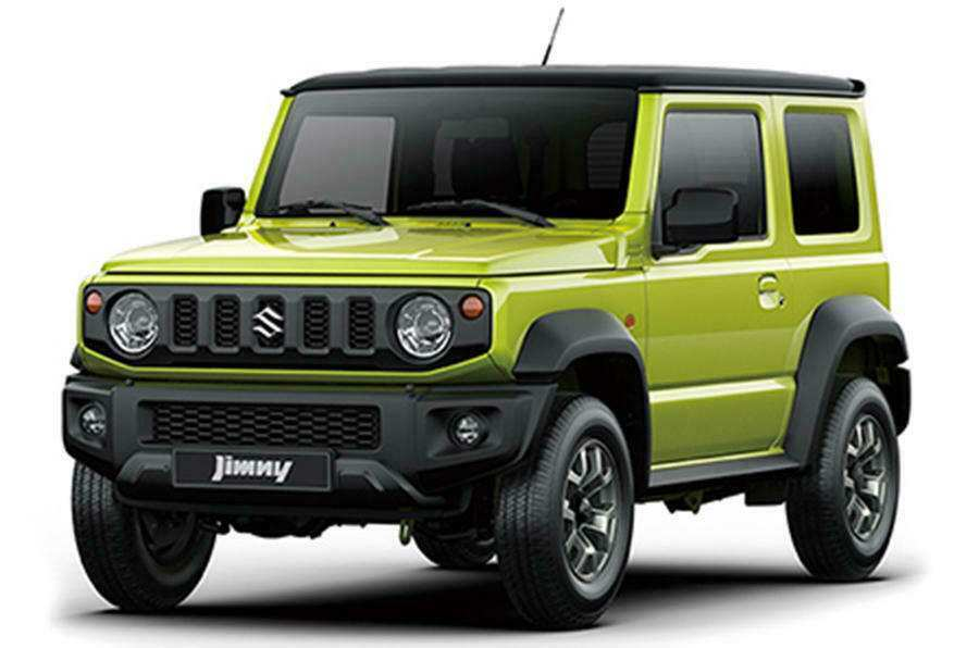 60 New 2019 Suzuki Jimny Model Pricing