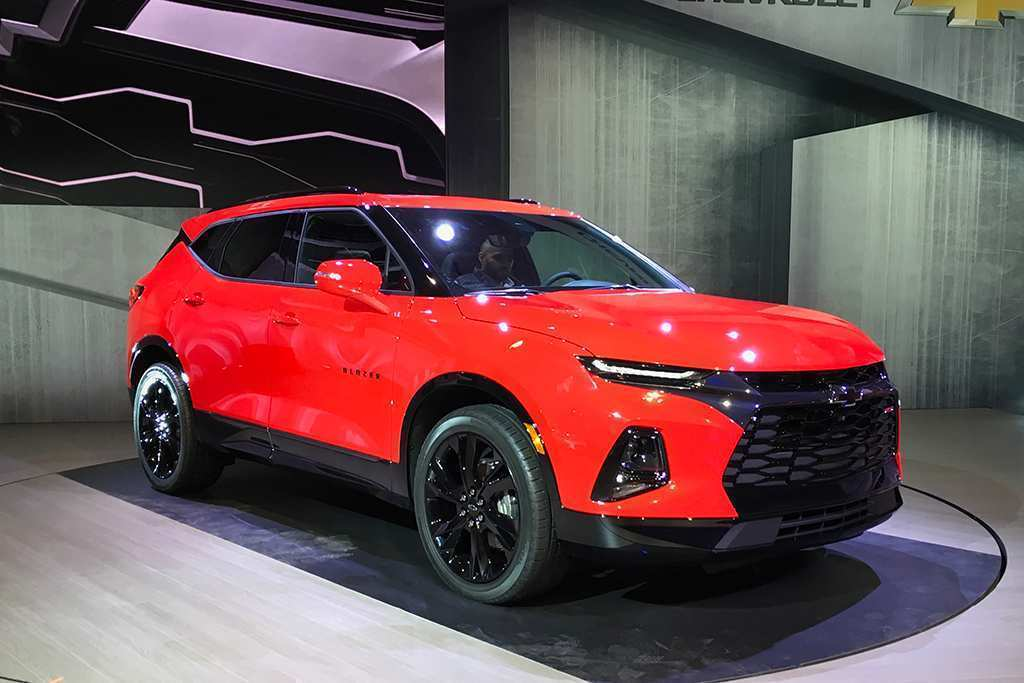 60 New 2019 The Chevy Blazer New Review