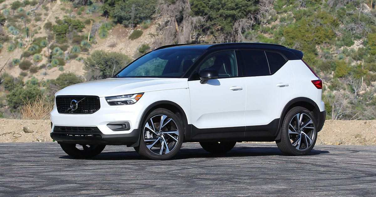 60 New 2019 Volvo Xc40 Mpg Rumors