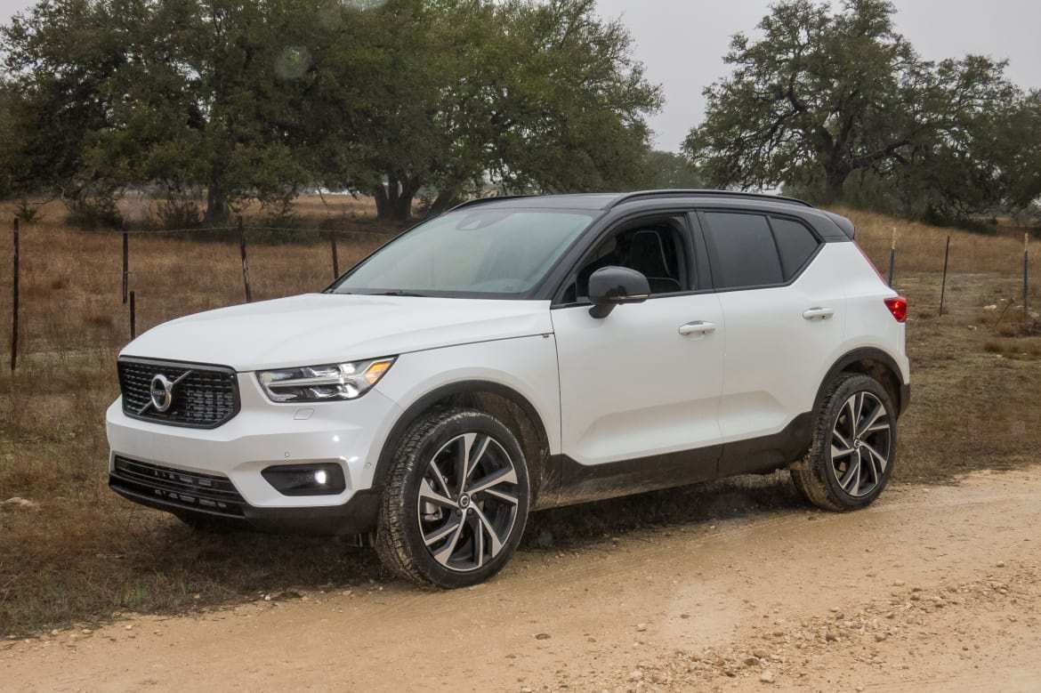 60 New 2019 Volvo Xc40 T5 R Design New Review