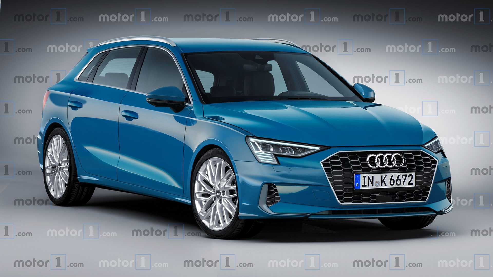 60 New 2020 Audi A3 Exterior And Interior