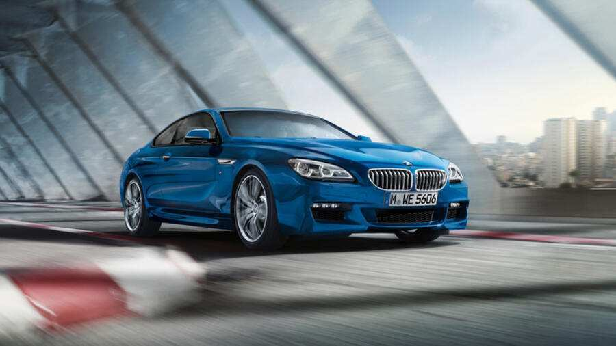 60 New 2020 BMW 6 Picture