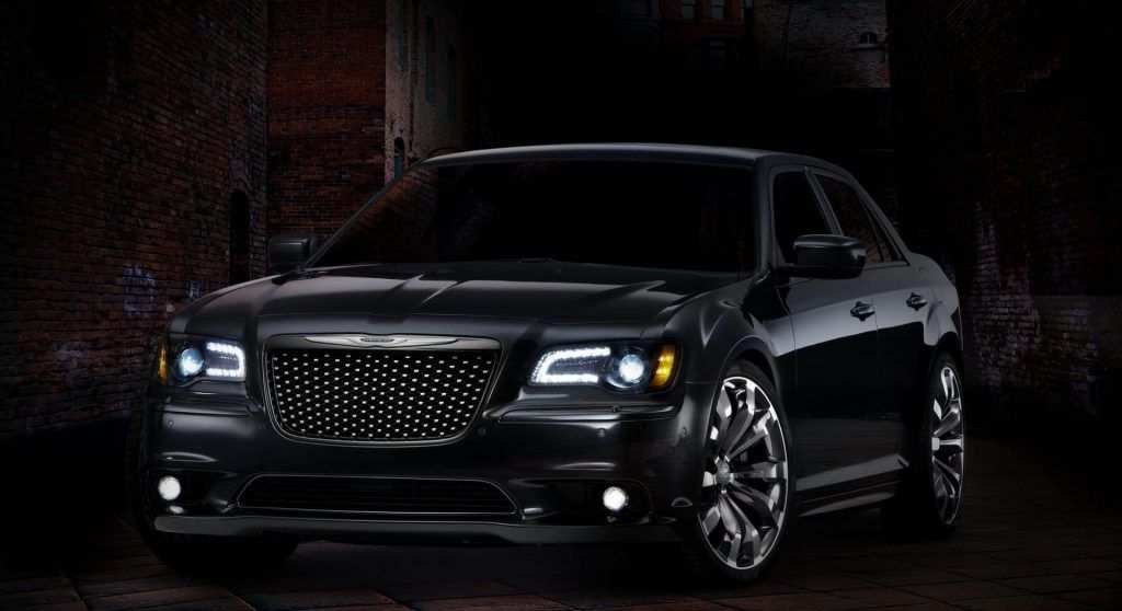 60 New 2020 Chrysler 300 Redesign And Concept
